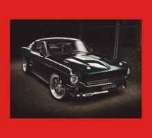 Andrew's 1967 Ford Mustang Fastback One Piece - Long Sleeve