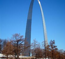 The Gateway Arch - St. Louis, Missouri by barnsis