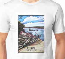 El Rio - The River - Loteria Unisex T-Shirt