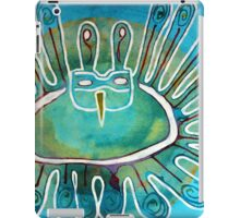 Kachina Was a Dancer original painting iPad Case/Skin