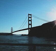 Golden Gate by shelbmcintyre