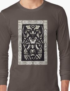 Insect King by Brian Benson Long Sleeve T-Shirt