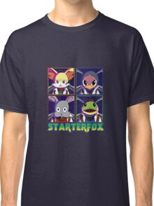 STARTERFOX: Pokemon Unit Classic T-Shirt