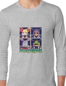 STARTERFOX: Pokemon Unit Long Sleeve T-Shirt