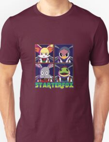 STARTERFOX: Pokemon Unit T-Shirt