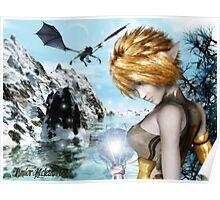 The Dragon Sorceress Apprentice Poster