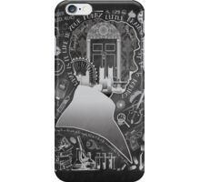 What is it Like in Your Funny Little Brains? iPhone Case/Skin