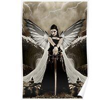 Avenging Angel Poster