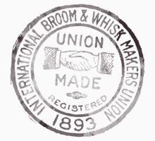The International Broom and Whisk Makers Union T-Shirt