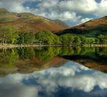 Buttermere...October Reflections by VoluntaryRanger