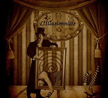 L'illusionniste by aciddream