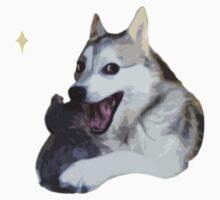 Pun Dog by kaijupunk