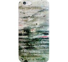 Fishing by Moonlight iPhone Case/Skin