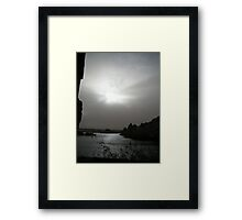 Philae, Egypt Framed Print