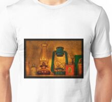 Bottles And Lamps Unisex T-Shirt