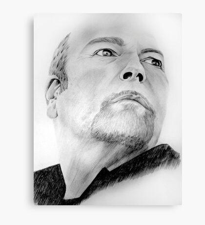 Jim Canvas Print