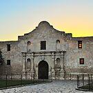 An Alamo Sunrise by Gregory Ballos | gregoryballosphoto.com