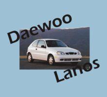 Daewoo Lanos by BlokeyAarsevark
