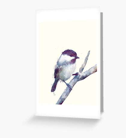 Bird // Trust Greeting Card