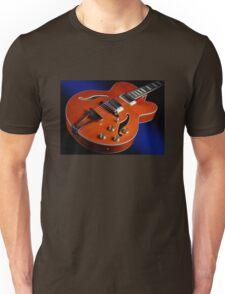 Ibanez AF75D Hollowbody Guitar In Transparent Orange Unisex T-Shirt