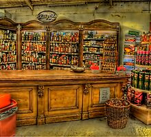 The Whisky Shop by Fraser Ross