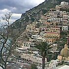 Positano On The Hill by ciaobella2u
