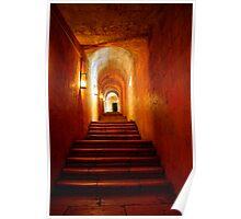 Secret passageway Poster