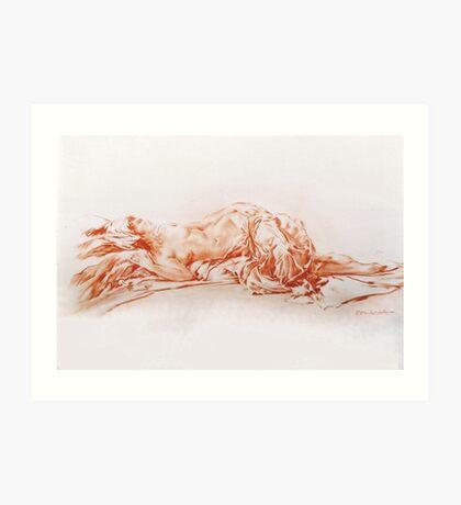 Pastiche - Ray, William Russell-Flint Art Print