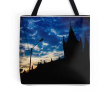 The Mount Mary Church Tote Bag