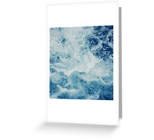 Sea Greeting Card
