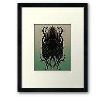Skullthullu Framed Print