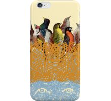 Noisy Nest Headgear iPhone Case/Skin