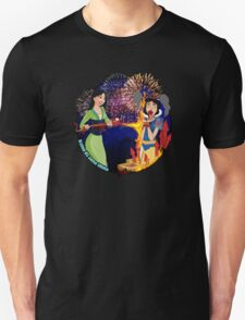 Mulan Kills Snow White T-Shirt