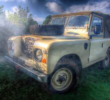Landrover by Mike  Sherman