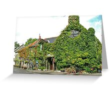 Ascot Arms - Ireland Greeting Card
