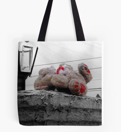 Abandoned Toy Tote Bag
