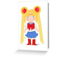 Scout baby Greeting Card