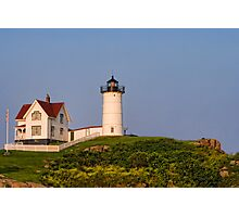 "Cape Neddick (""Nubble"") Light Photographic Print"