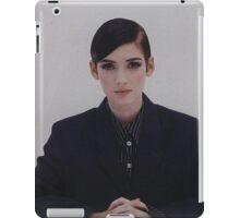 Winona Rider iPad Case/Skin