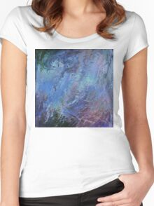 Dissolve Women's Fitted Scoop T-Shirt