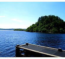 Loch Lomond - Scotland by Charlotte Kelsey