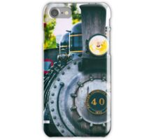 Steaming Ahead iPhone Case/Skin