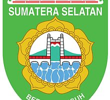 Coat of Arms of South Sumatra by abbeyz71