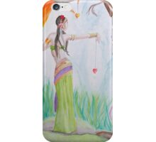 Entre amis- With friend iPhone Case/Skin