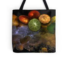 Electric Fruit Tote Bag