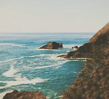 Oregon Coast by Leah Flores