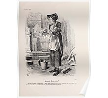 Cartoons by Sir John Tenniel selected from the pages of Punch 1901 0141 Vested Interests Poster