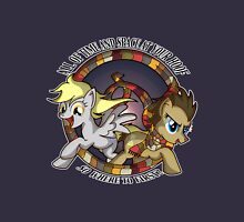 Space and Time at your Hoof  Unisex T-Shirt