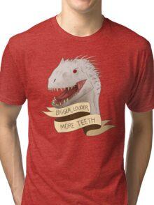 Indominus Rex Tri-blend T-Shirt