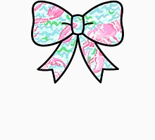Lilly Pulitzer Inspired Bow - Lobstah Roll Unisex T-Shirt